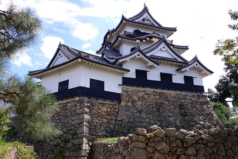 Hikone Castle, Japan